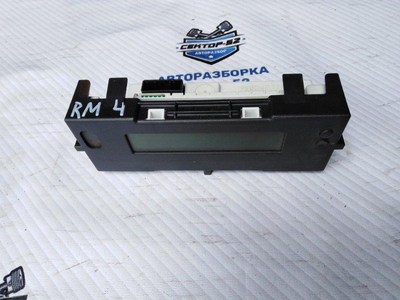 Дисплей информационный Renault Megane LM2Y K4M812 2007 (б/у)