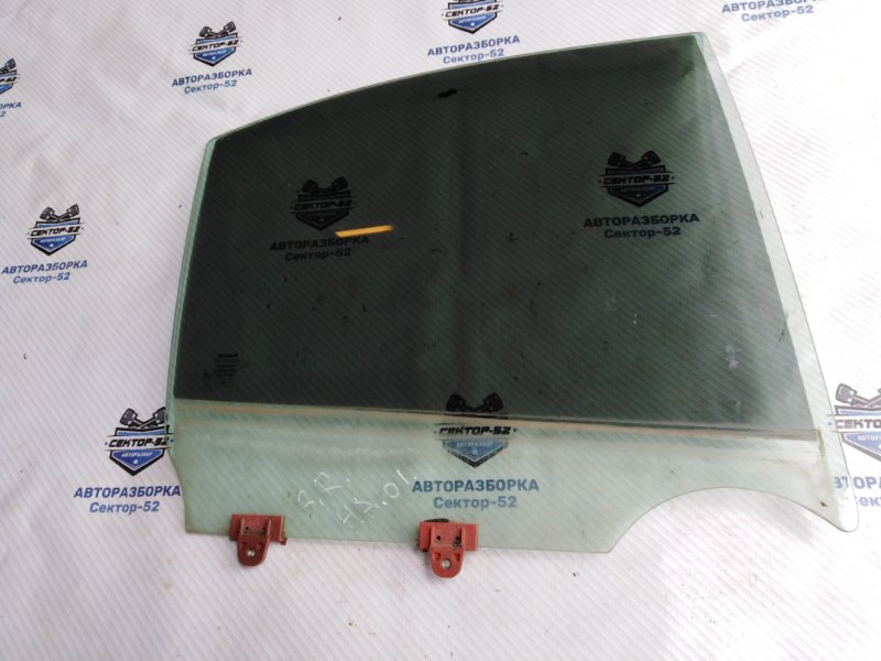 Стекло двери Nissan Almera N16 QG15DE 2004 заднее правое (б/у)