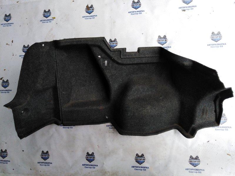 Обшивка багажника боковая Nissan Almera N16 QG15DE 2004 левая (б/у)