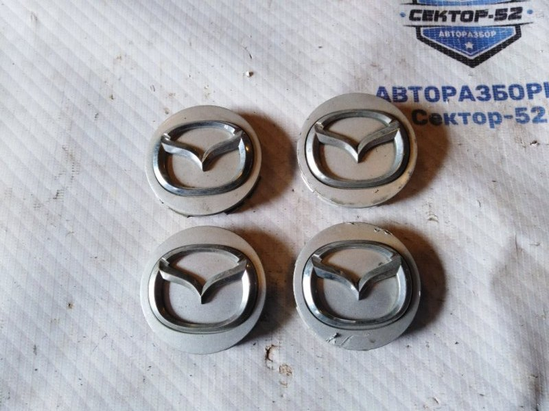 Колпачок колесного диска Mazda Mazda3 BK Z6 2006 (б/у)