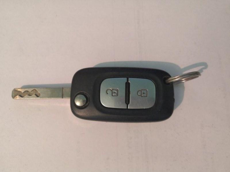 Ключ Renault Modus JP0C D4F 740 2009 (б/у)