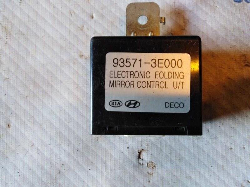 Блок управления Kia Sorento BL D4CB 2008 (б/у)