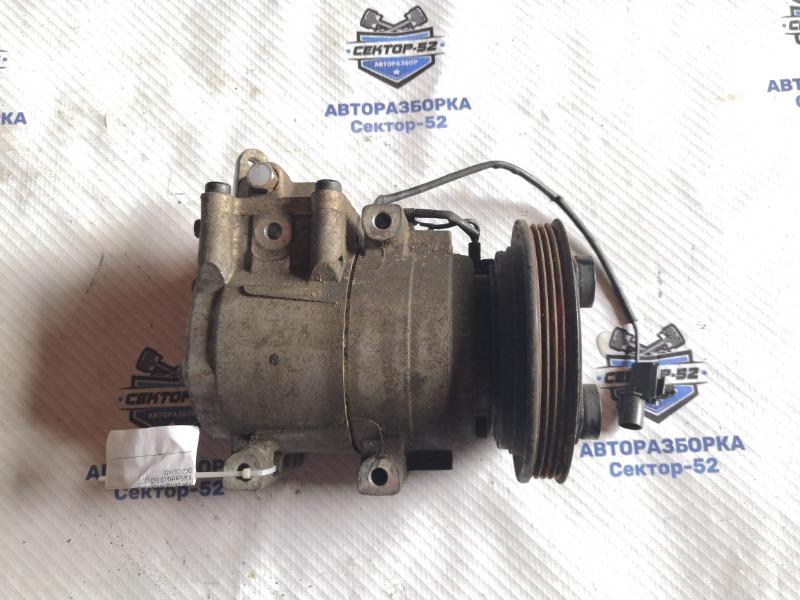 Компрессор кондиционера Kia Spectra LD S6D 2007 (б/у)