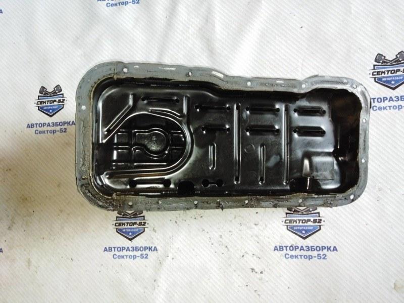 Поддон двигателя Nissan Almera N16 QG15DE 2004 (б/у)