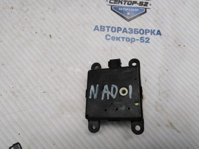 Мотор заслонки отопителя Nissan Almera N16 QG15DE 2004 (б/у)