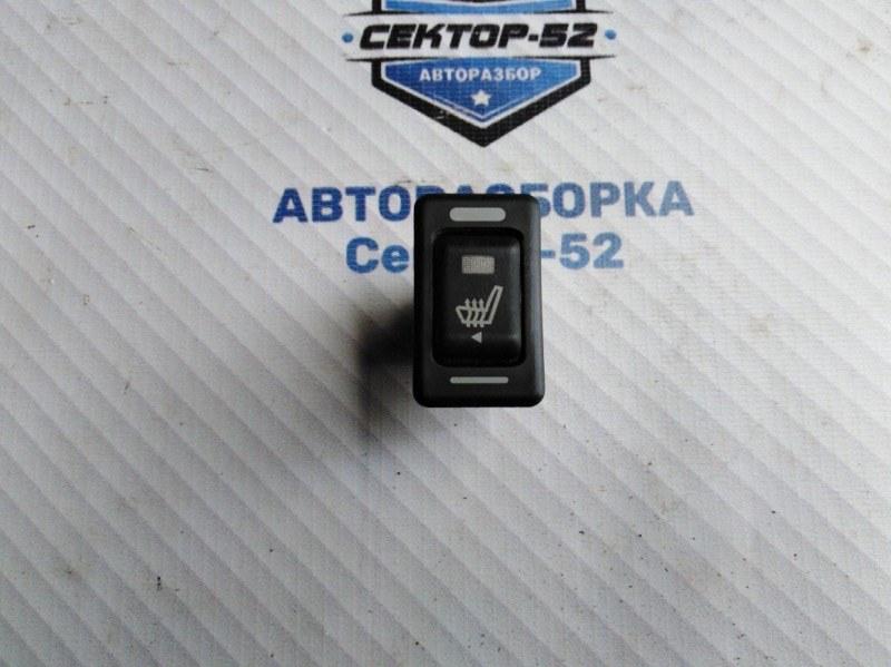 Кнопка обогрева сидений Nissan Almera N16 QG15DE 2004 левая (б/у)
