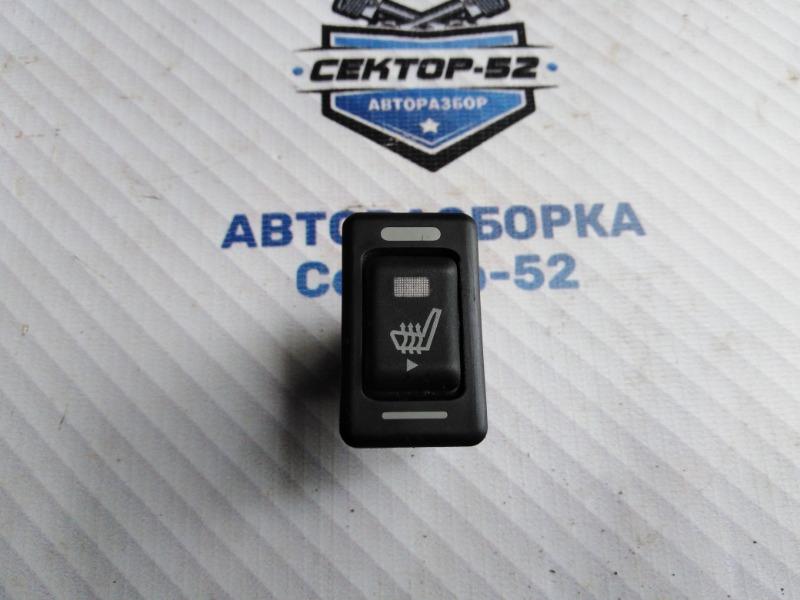 Кнопка обогрева сидений Nissan Almera N16 QG15DE 2004 правая (б/у)