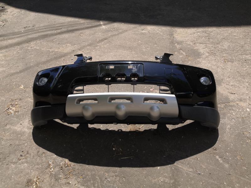 Бампер передний Nissan X-Trail NT31 MR20DE 2008 передний (б/у)
