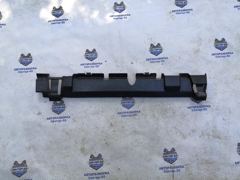 Защита радиатора Nissan X-Trail NT31 MR20DE 2008 нижняя (б/у)