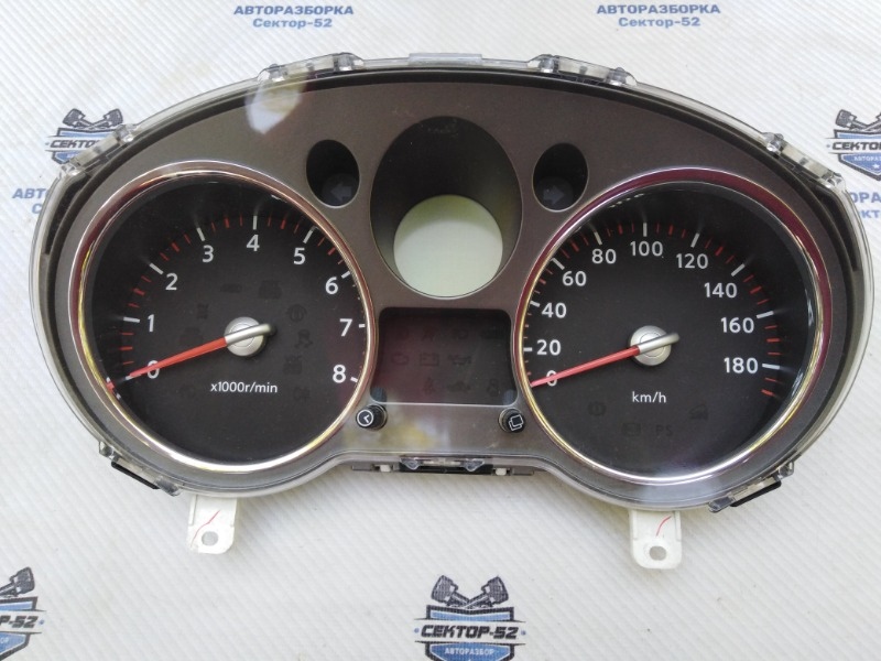 Панель приборов Nissan X-Trail NT31 MR20DE 2008 (б/у)