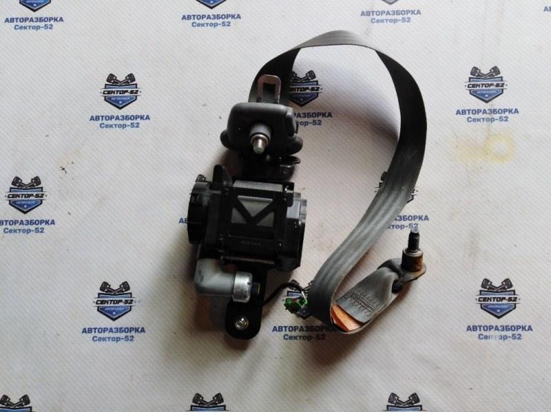 Ремень безопасности Chevrolet Lacetti J200 F14D3 2012 передний правый (б/у)
