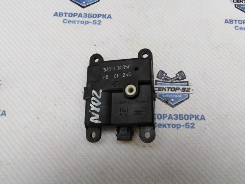 Мотор заслонки отопителя Nissan X-Trail NT31 MR20DE 2008 (б/у)