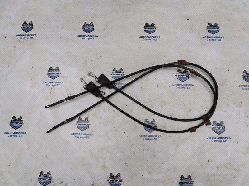 Трос ручника Nissan Almera N16 QG15DE 2004 (б/у)