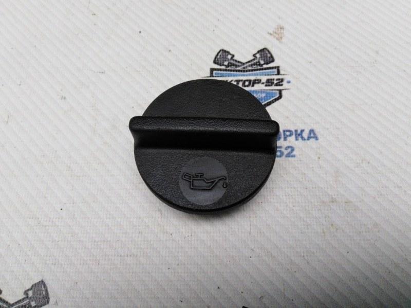 Крышка маслозаливной горловины Nissan Almera N16 QG15DE 2004 (б/у)