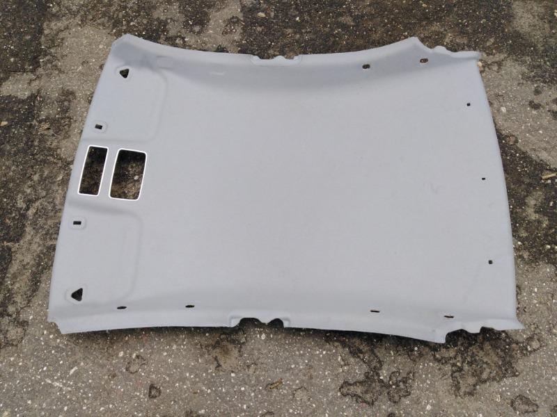 Обшивка крыши (потолок) Nissan Almera N16 QG15DE 2004 (б/у)