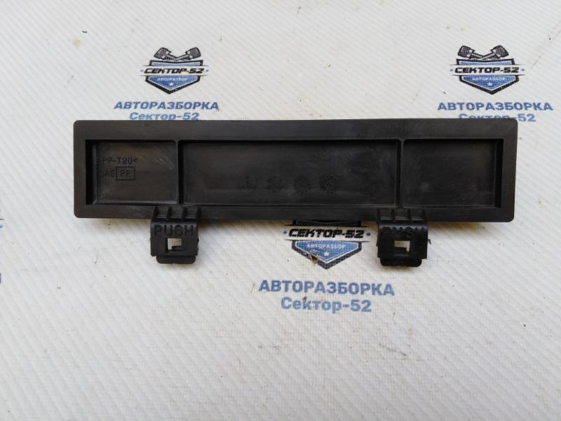 Крышка салонного фильтра Nissan Almera N16 QG15DE 2004 (б/у)