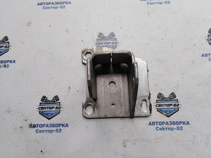 Кронштейн усилителя бампера Renault Megane BM K4M812 2007 задний левый (б/у)