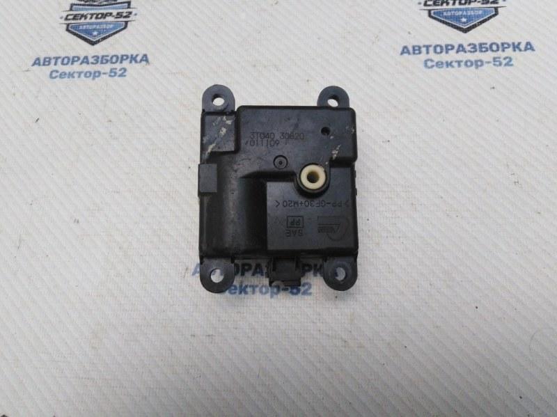 Мотор заслонки отопителя Nissan Primera P12 2002 (б/у)