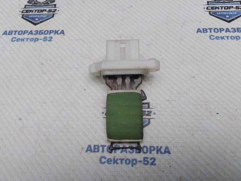 Резистор отопителя Ford Focus CB4 QQDB 2006 (б/у)