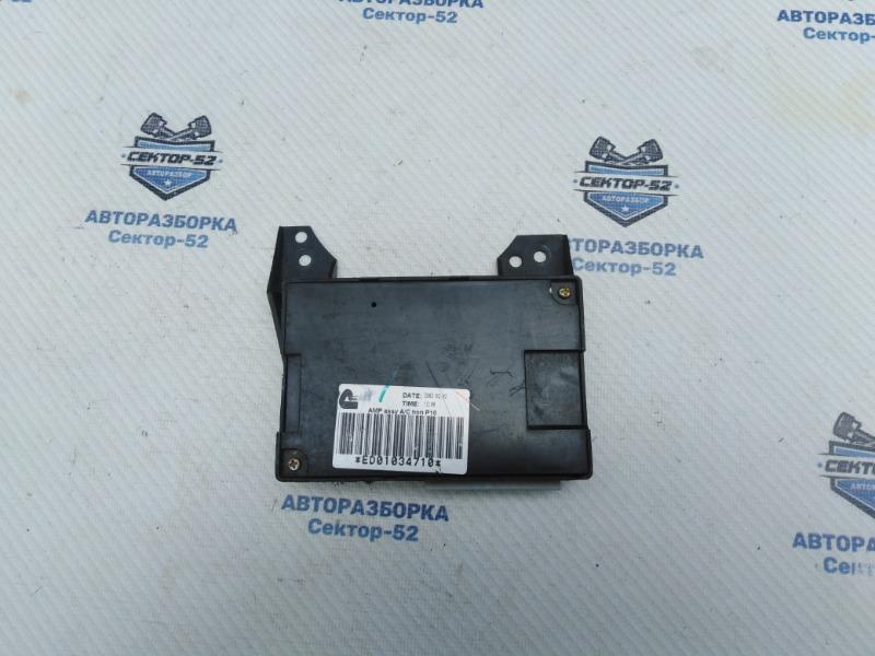 Блок управления климат-контролем Nissan Primera P12 2002 (б/у)