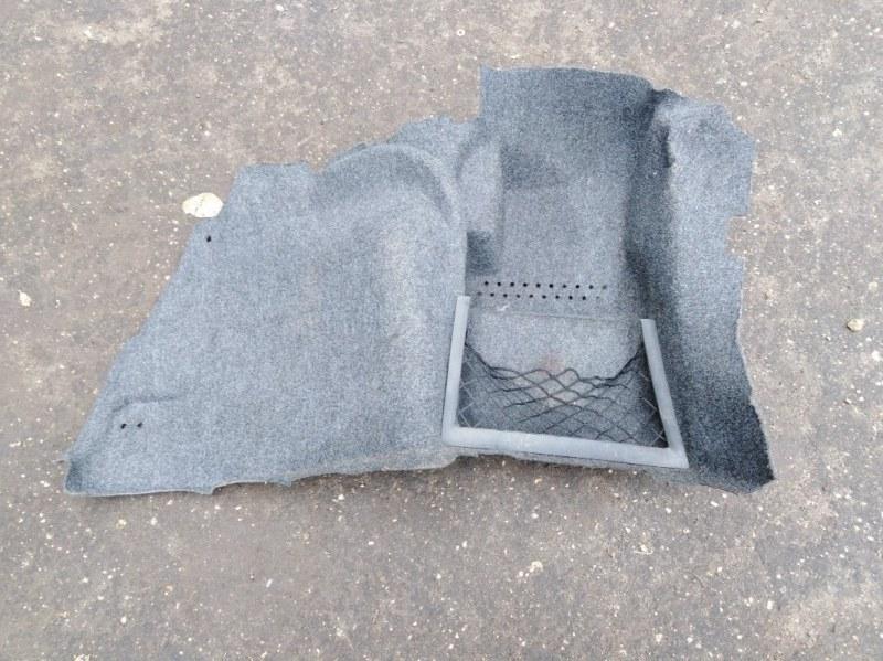 Обшивка багажника боковая Skoda Octavia A4 AEE 2004 правая (б/у)