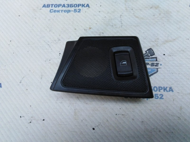 Кнопка стеклоподъемника Skoda Octavia A4 AEE 2004 задняя левая (б/у)