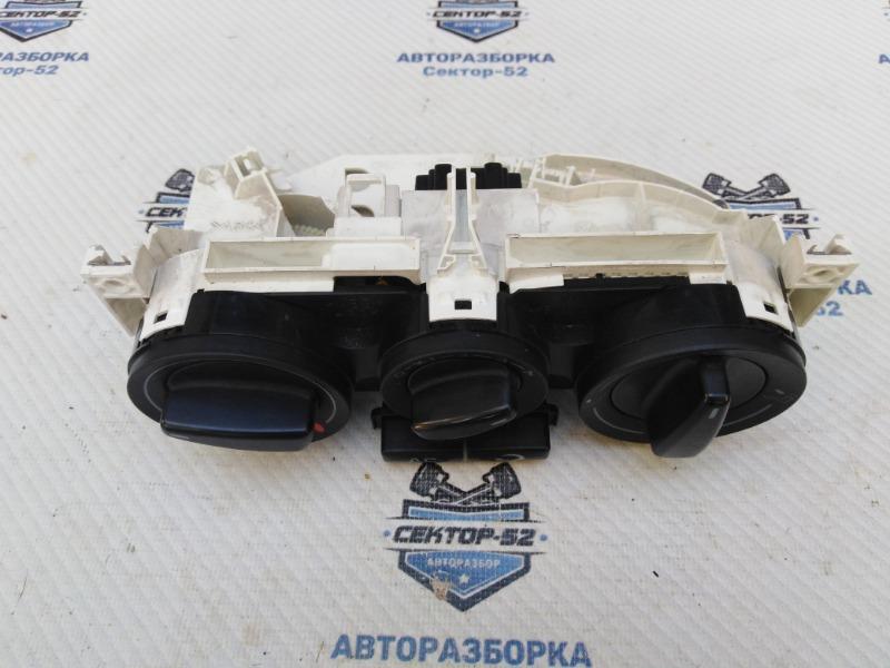 Блок управления отопителем Skoda Octavia A4 AEE 2004 (б/у)