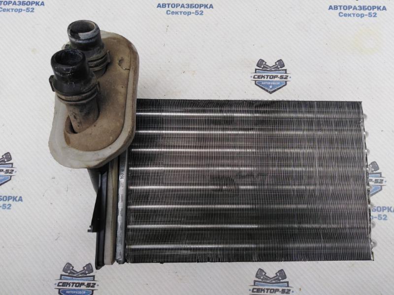 Радиатор отопителя Skoda Octavia A4 AEE 2004 (б/у)