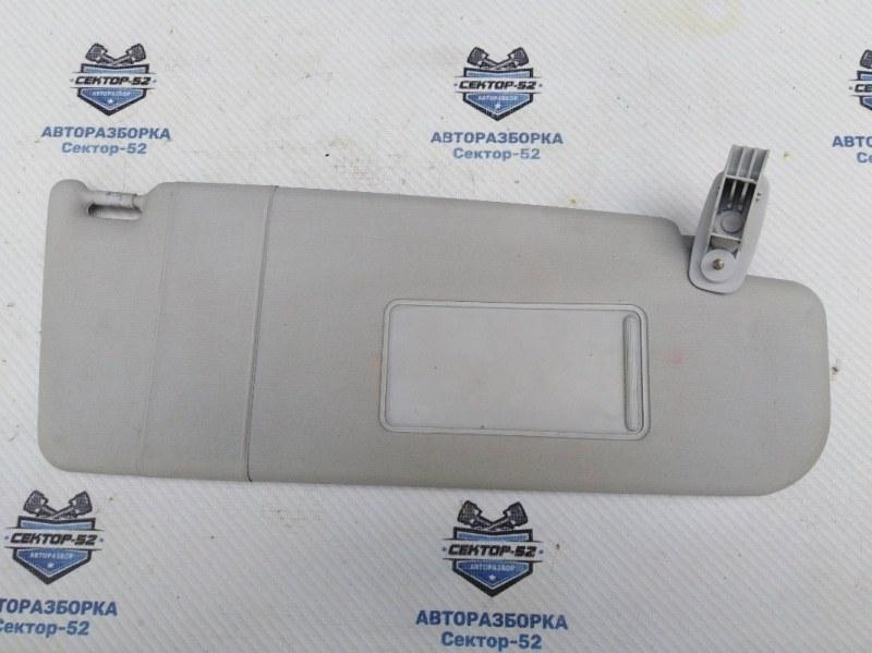 Козырек солнцезащитный Skoda Octavia A4 AEE 2004 правый (б/у)