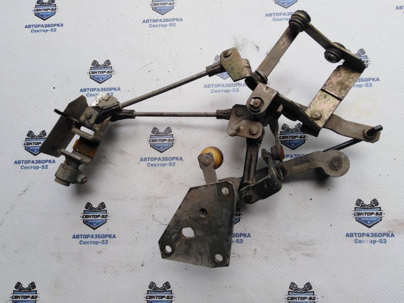 Механизм выбора передач Skoda Octavia A4 AEE 2004 (б/у)