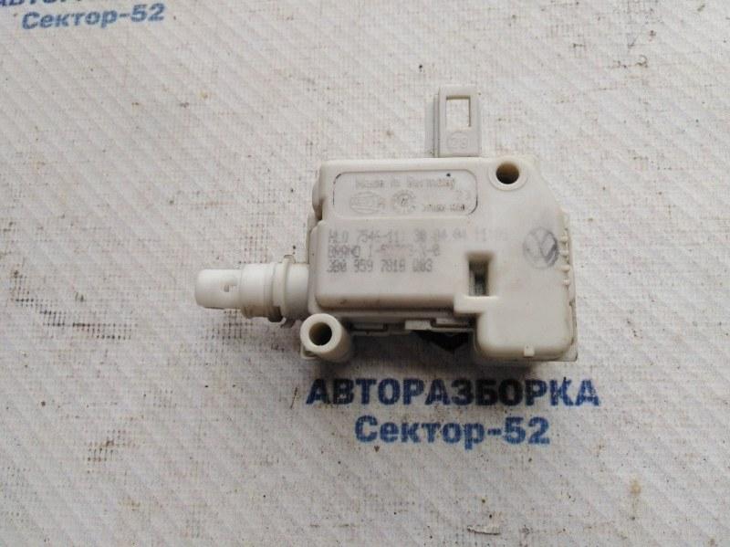 Активатор (привод) замка багажника Skoda Octavia A4 AEE 2004 (б/у)