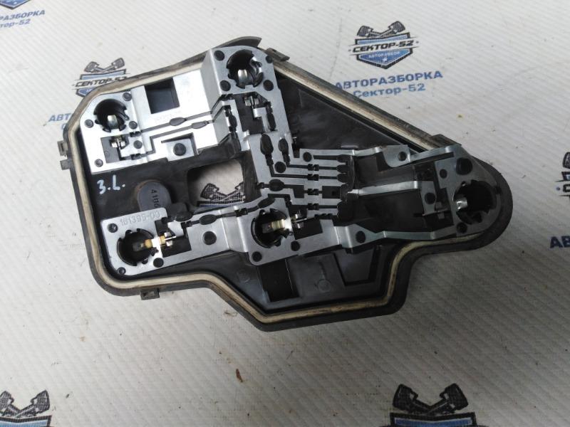 Плата фонаря Opel Astra H Z18XER 2006 задняя левая (б/у)