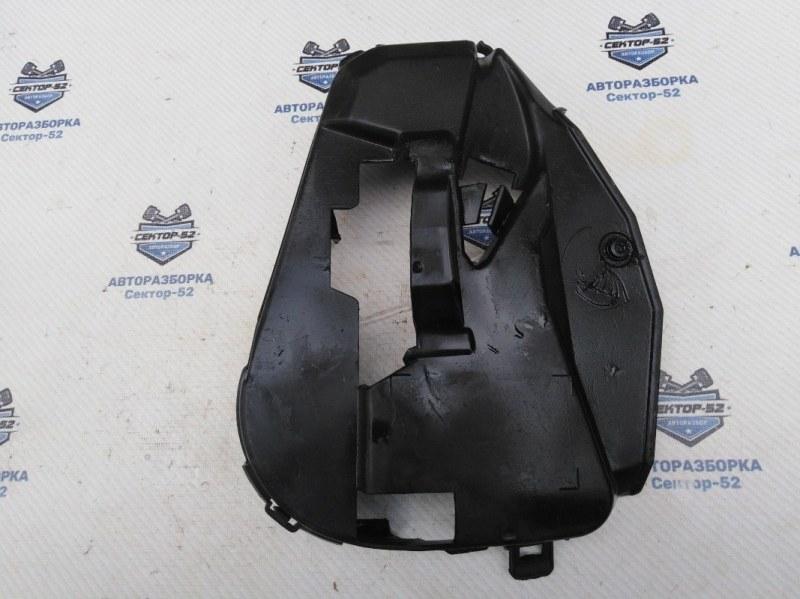 Кожух ремня грм Renault Megane KM1F K9K724 2009 верхний (б/у)