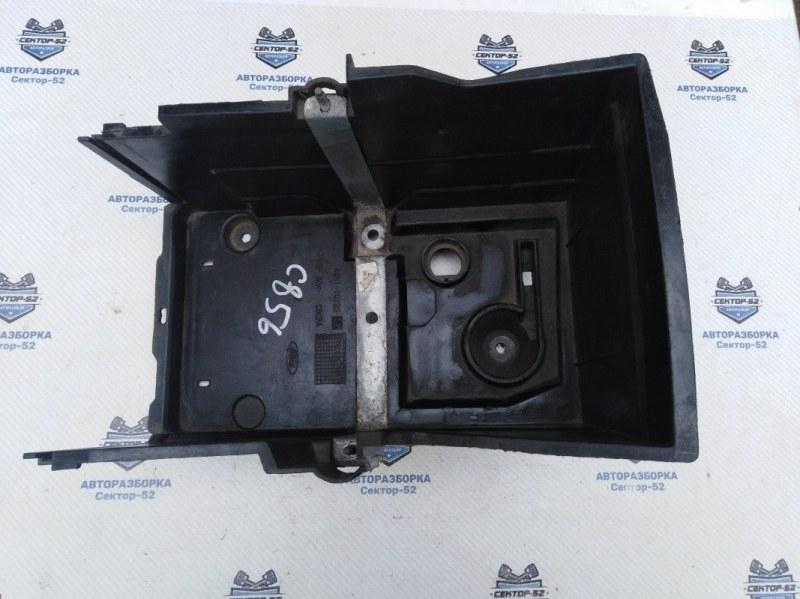 Крепление акб (корпус/подставка) Ford Focus DA3 QQDB 2007 (б/у)