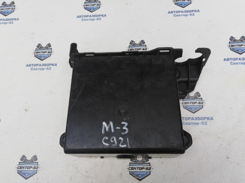 Крышка блока управления двигателем Mazda Mazda3 BK LF17 2005 (б/у)