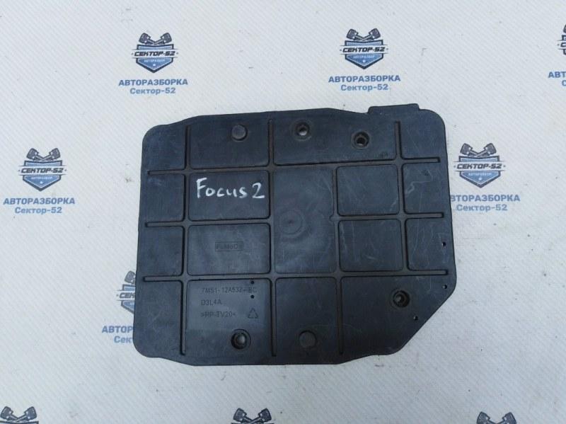 Крышка блока управления двигателем Ford Focus CB4 2007 (б/у)