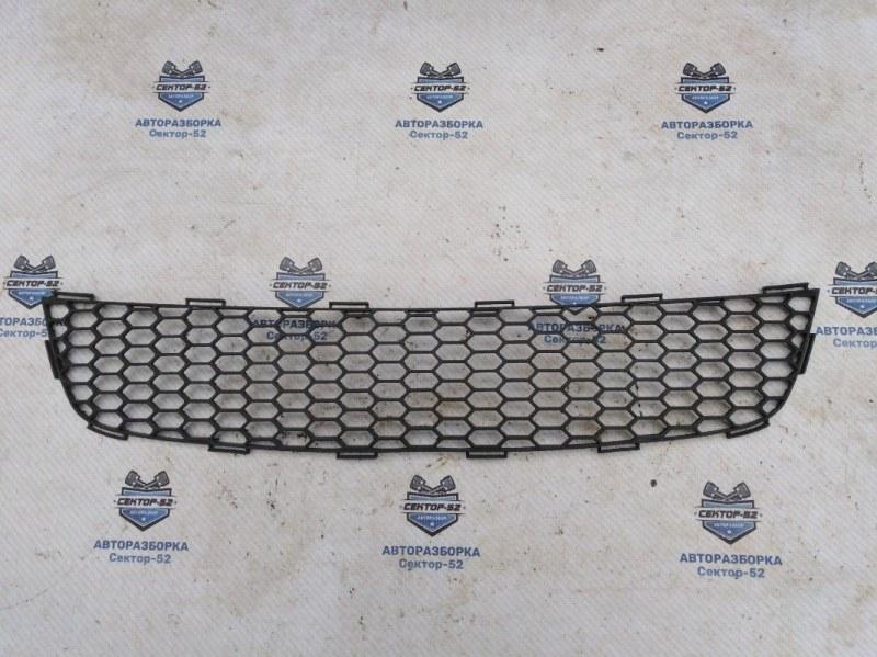 Решетка в бампер Great Wall Hover H5 передняя (б/у)