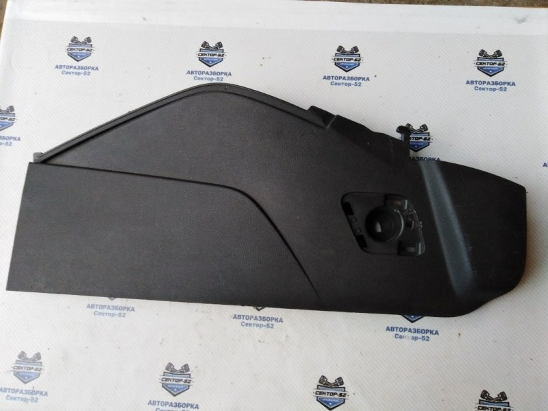 Накладка консоли центральной Ford Focus CB8 XQDA 2013 правая (б/у)