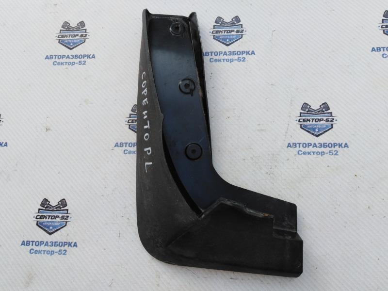 Брызговик Kia Sorento BL D4CB 2008 передний левый (б/у)