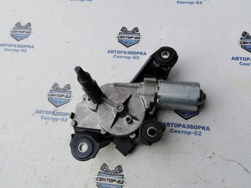 Мотор стеклоочистителя Nissan Qashqai J10 MR20DE 2007 задний (б/у)