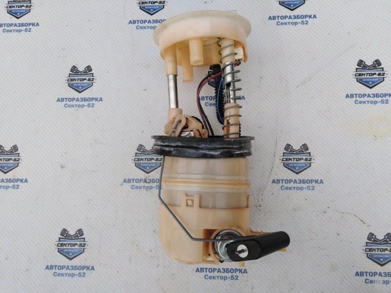 Насос топливный (бензонасос) Nissan Qashqai J10 MR20DE 2007 (б/у)
