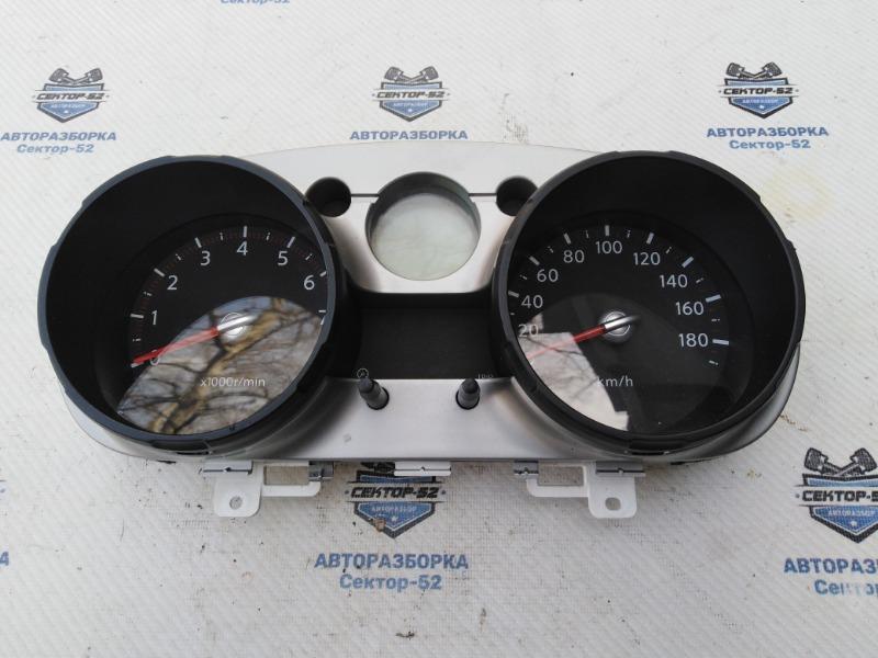 Панель приборов Nissan Qashqai J10 MR20DE 2007 (б/у)