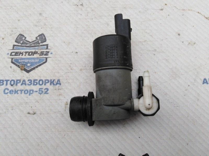 Насос омывателя Nissan Qashqai J10 MR20DE 2007 (б/у)