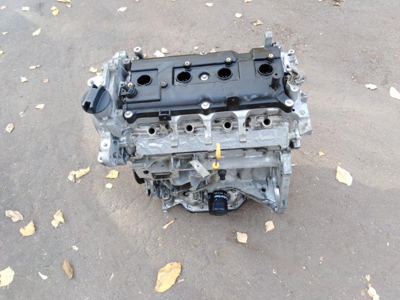 Двигатель (двс) Nissan Qashqai J10 MR20DE 2007 (б/у)
