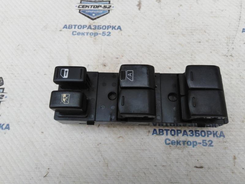 Блок управления стеклоподъемниками Nissan Qashqai J10 MR20DE 2007 (б/у)