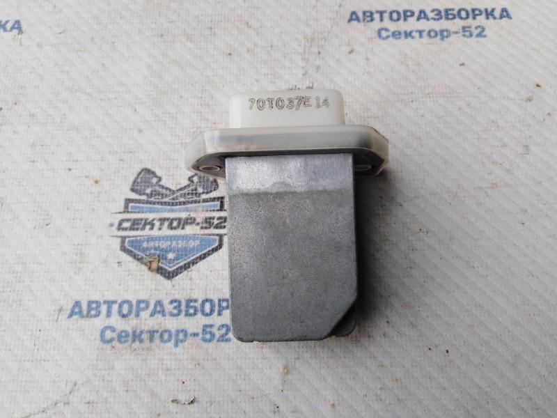 Резистор отопителя Nissan Qashqai J10 MR20DE 2007 (б/у)