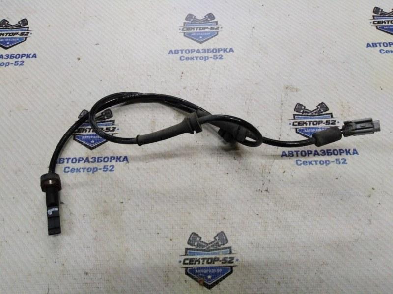 Датчик abs Nissan Qashqai J10 MR20DE 2007 передний (б/у)
