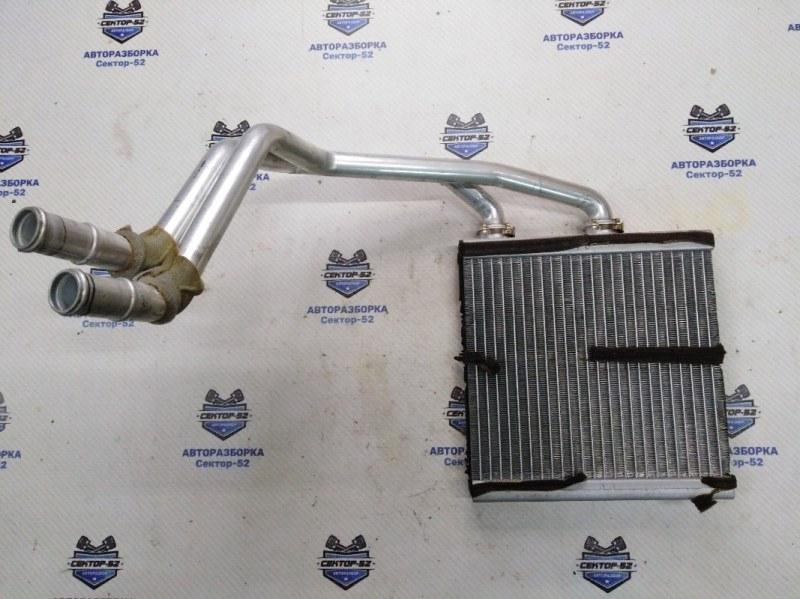 Радиатор отопителя Nissan Qashqai J10 MR20DE 2007 (б/у)