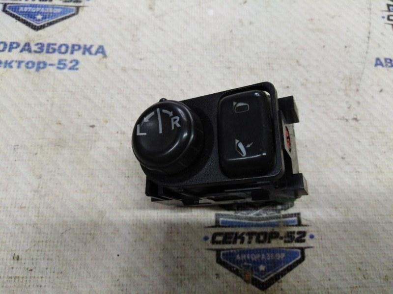 Кнопка регулировки зеркал Nissan Qashqai J10 MR20DE 2007 (б/у)
