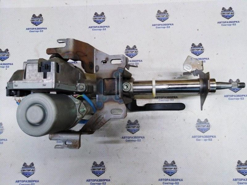 Колонка рулевая с эур Nissan Qashqai J10 MR20DE 2007 (б/у)